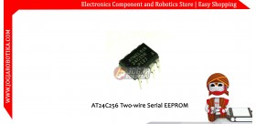 AT24C256 Two-wire Serial EEPROM