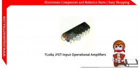 TL084 JFET-Input Operational Amplifier