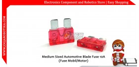 Medium Sized Automotive Blade Fuse 10A