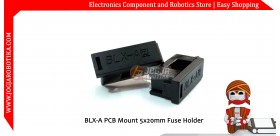 BLX-A PCB Mount 5x20mm Fuse Holder