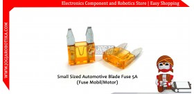 Small Sized Automotive Blade Fuse 5A