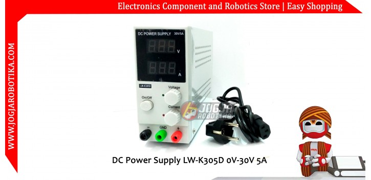 DC Power Supply LW-K305D 0V-30V 5A