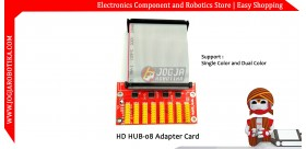 HD HUB-08 Adapter Card