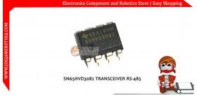 SN65HVD3082ED TRANSCEIVER RS-485 SMD