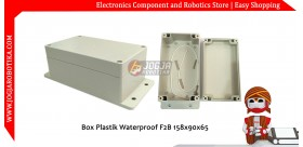 Box Plastik Waterproof F2B 158x90x65