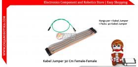 Kabel Jumper 30 Cm Female-Female Ecer 1pcs