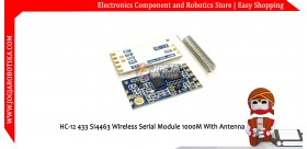 HC-12 433 SI4463 Wireless Serial Module 1000M With Antenna