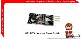 LM35DZ Temperature Sensor Module