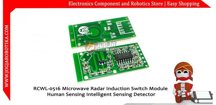 RCWL-0516 Microwave Radar Induction Switch Module