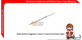 Reed Switch Magnetic Switch 2x14mm Normally Open