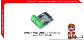 L9110S H-Bridge Stepper Motor Dual DC Motor Driver Module