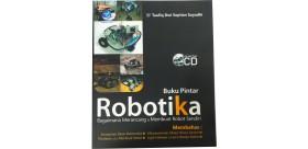 Buku Pintar Robotika + Bonus CD