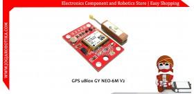 GYNEO6MV2 GPS uBlox GY NEO-6M V2