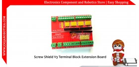 Screw Shield V3 Terminal Block Extension Board