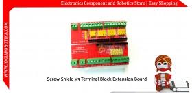 Screw Shield V3 Terminal Block Extension Board