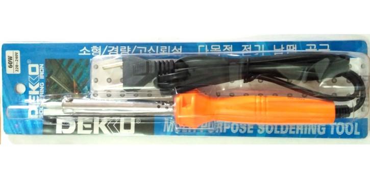 Solder Dekko 60 WATT DS-60N