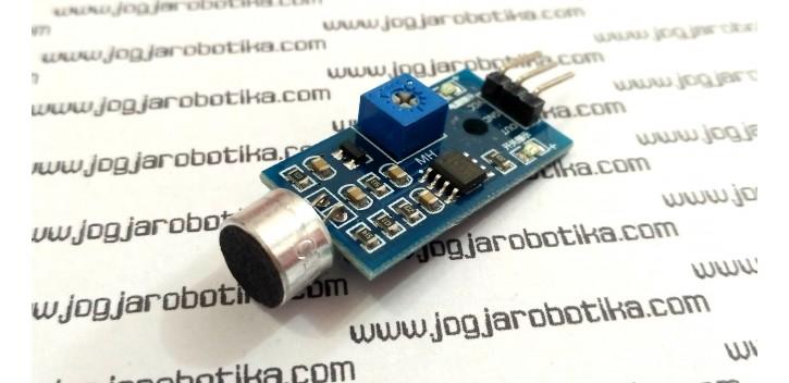 Sensor Detektor Suara