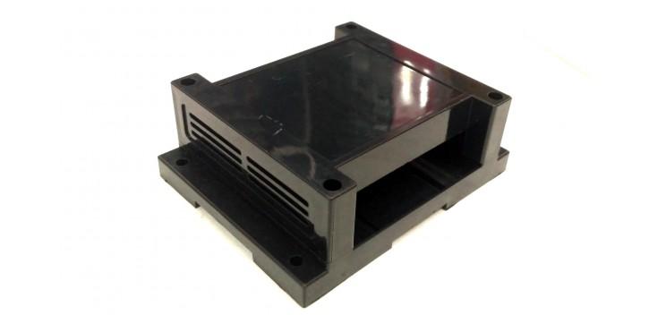 Plastic Industrial Box PLC 115x90x40mm - Hitam