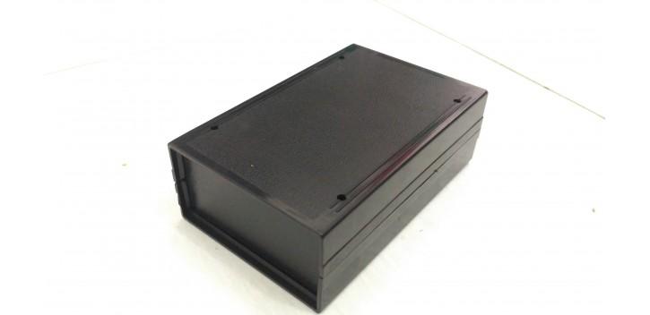 Box Plastik HItam 150x100x 50mm