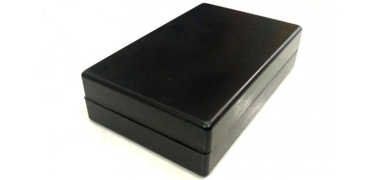 Box Plastik Hitam 125x80x32