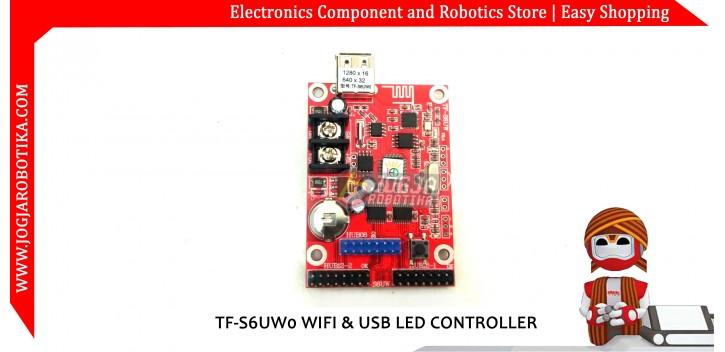 TF-S6UW0 WIFI & USB LED CONTROLLER