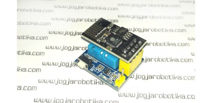 ESP8266 DHT11 Temperature and Humidity Wi-Fi Module