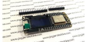 Wemos Nodemcu Wifi For Arduino And NodeMCU ESP8266 + 0.96 Inch OLED Board