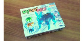 My DIY Pet Assembly By Yourself NT8004 - Rabbit