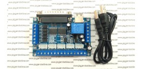 MACH3 5 Axis CNC Interface Board