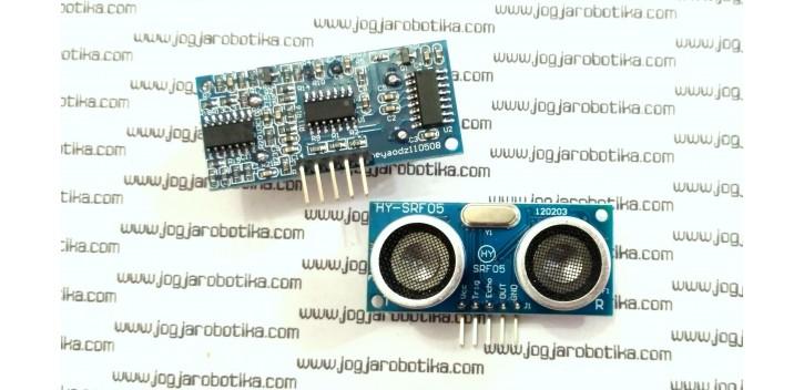 HC SR05 Modul Ultrasound Sensor