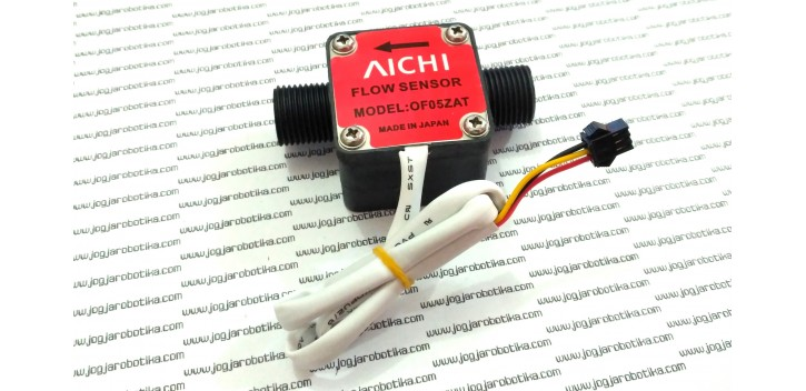 High Concentration Liquid Flow Sensor AICHI OF05ZAT 1/2 Inch