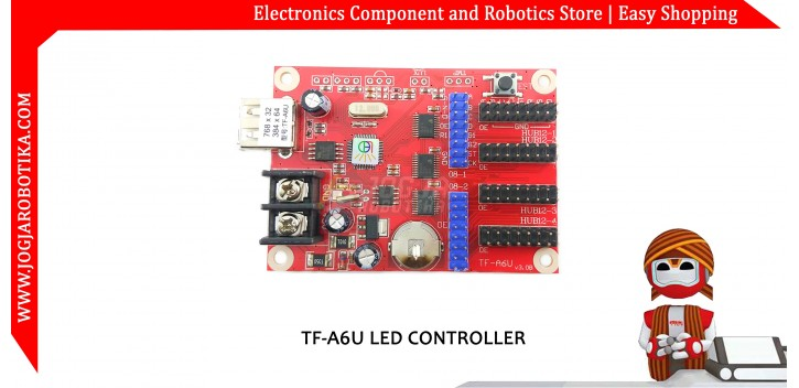 TF-A5U LED Kontroler