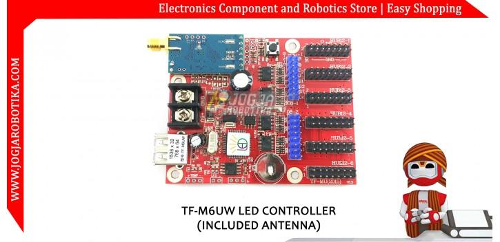 TF-M6UW Led Kontroler Wifi USB