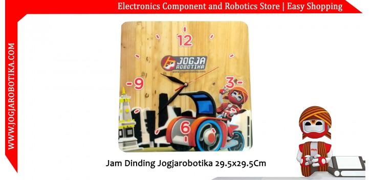 Jam Dinding Jogjarobotika 29.5x29.5Cm