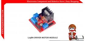 L298N Driver Modul