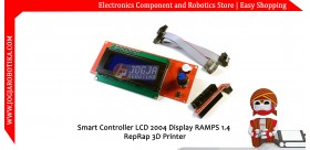 Smart Controller LCD 2004 Display RAMPS 1.4 RepRap 3D Printer