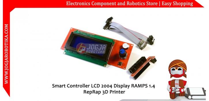 Smart Controller LCD 2004 Display RAMPS 1.4 RepRap 3D Printer