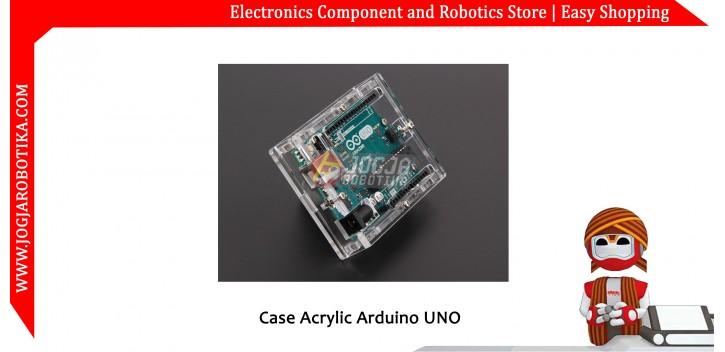 Case Acrilic Arduino Uno