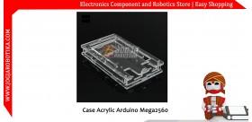 Case Acrilic Arduino Mega2560