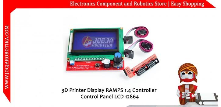 3D Printer Display RAMPS 1.4 Controller Control Panel LCD 12864