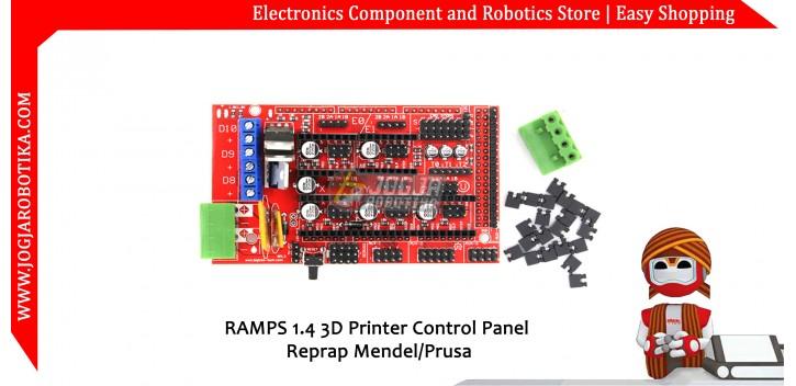 RAMPS 1.4 3D Printer Control Panel Reprap Mendel/Prusa
