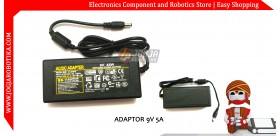 Adaptor 9V 5A
