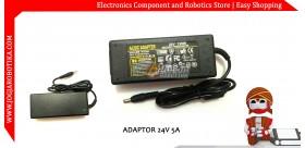 Adaptor 24V 5A