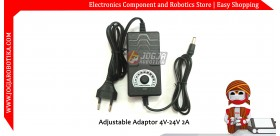 Adjustable Adaptor 4V-24V 2A