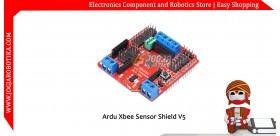 Ardu Xbee Sensor Shield V5