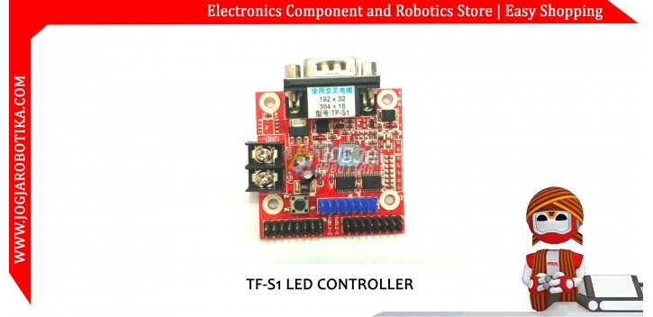 TF-S1 LED CONTROLLER