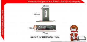 Hanger T for LED Display Frame