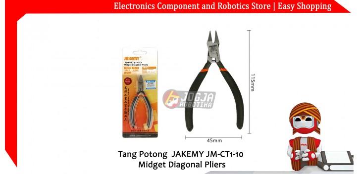 Tang Potong JAKEMY JM-CT1-10 Midget Diagonal Pliers
