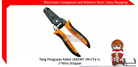 "Tang Pengupas Kabel JM-CT4-12 7""Wire Stripper"