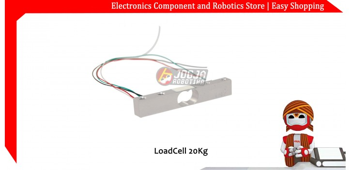 LoadCell 20Kg
